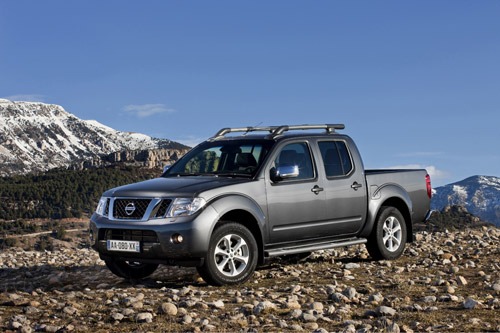 Nueva versión 2010 para el modelo Nissan Navara