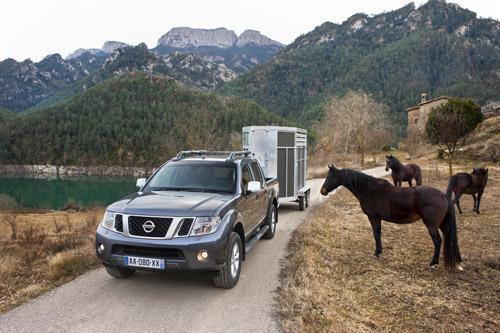 La pickup Nissan Navara tiene unas óptimas aptitudes para uso del día a día