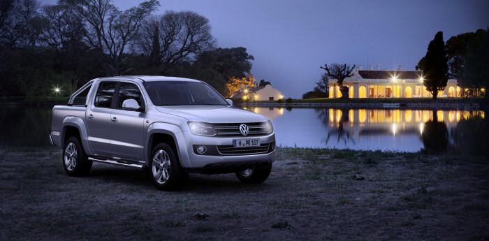 En octubre estará disponible la nueva pickup de Volkswagen, la Amarok