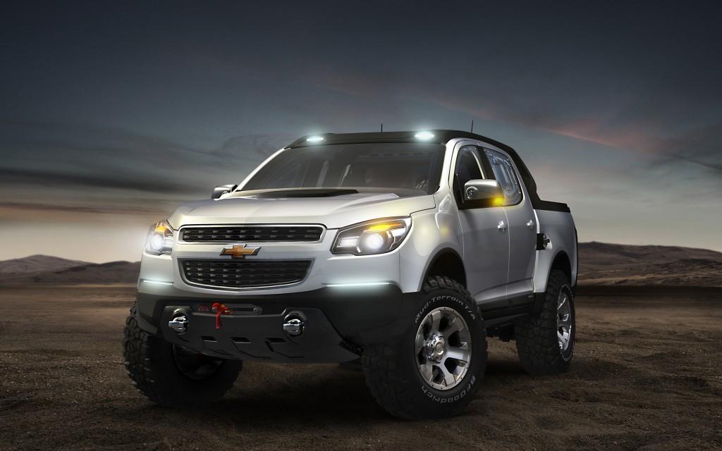 GM Chevrolet Colorado Rally Concept